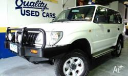 SALE NOW ON. TURBO DIESEL 4X4 COMES WITH RWC, REG, 12