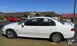 Make: Holden Model: Commodore VX Mileage: 260,000 Kms
