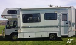 2001 Winnebago Leisure Seeker 2054 on a Mazda Diesel