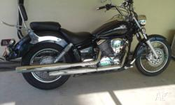 Bike in excellent condition. 6 months rego and