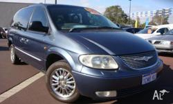 The Grand Voyager Limited would have to be the most