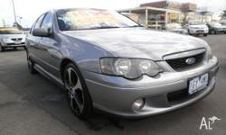 12/2002 BA XR6 Falcon 4.0L Automatic With Only 267Km