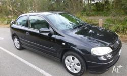 2002 holden astra coupe in excellent condition!! 5