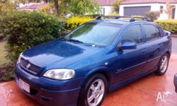 Holden Astra $1200..nice condition...selling... As is..
