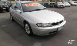 02/2002 Holden VX Series II Calais 5.7L Automatic With
