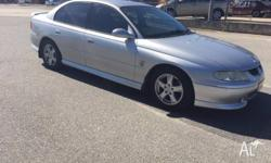 2002 Holden Commodore S 3.6L, V6 - Automatic