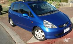I'm selling my honda jazz. Car is in good condition
