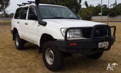 Our versatile and ever reliable 6 seater 4WD is not