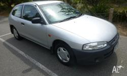2002 mirage , only 94000 klms, 5 speed manual, power