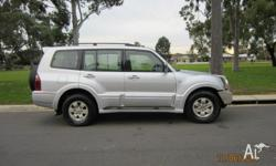 EXCEED WAGON 4doors 7seats --- 4x4 5sp Manual Diesel