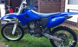 Great bike only selling to fund a rec reg'd enduro