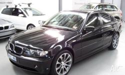 2003 BMW 318i IN EXCELLENT CONDITION FITTED WITH