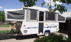2003 empress dimond campervan, independent suspension,