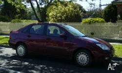2003 Focus Ford for sale in bentleigh VIC for 11 450