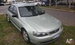 Ford Falcon BA XT with low kms. Auto, air, steer ,