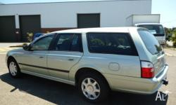6 Cylinder Automatic Ford Falcon BA XT Wagon, very good
