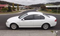 2003 Ford Falcon Futura BA sedan, Automatic, good