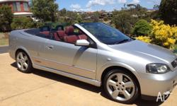 Up for sale or swap is my 2003 Holden Astra Turbo