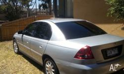 2003 Holden Commodore VY Equip Well looked after family