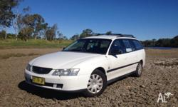 Holden Commodore Executive 2003 Station Wagon 6