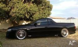 03 Vy/Vz Series 2 HSV maloo r8 Vz maloo front end