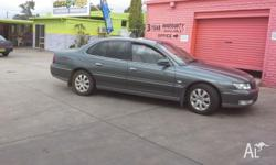 Top luxury V8 sedan, every extra inc leather trim,