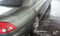 hello for sale is my 2003 vy commodore, it has a full