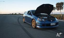 Up for sale is my Australian Delivered DC5 Integra Type
