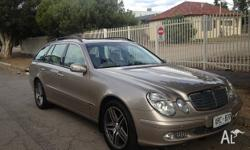 2003 Mercedes E240 W211 Wagon, very rare benz wagon,