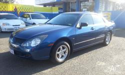 2003 Mitsubishi Magna Features: 3.5L V6 Auto, Power