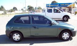 4cyl economical motor, 4 speed automatic transmission,