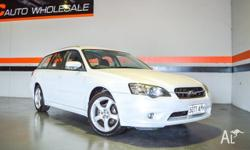 Our Subaru Liberty is outstanding value for money.