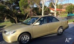 For Sale: 2003 Toyota Camry Ateva 4cylinder Auto Car