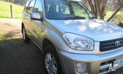 RAV4 Extreme 1 Owner since new. Excellent condition