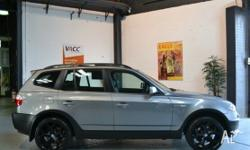 **BMW X3 WAGON**NAVIGATION**SUNROOF** LOW KMS ONLY