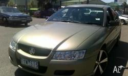 Badge Executive Series VZ Body Sedan No. Doors 4 Seat