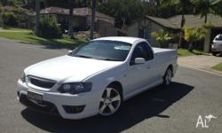 FOR SALE 2004 model ba falcon ute with many upgrades,