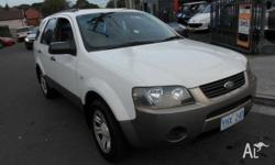 2004 Ford Territory TX RWD 7 seater... ACT REGO EXPIRY