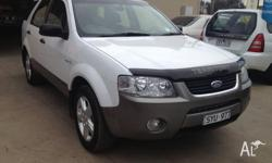 2004 FORD TERRITORY TS LOOKS AND DRIVES EXCELLENT