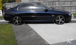 Great car Full options, VZ commodore.front and side