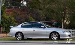 SS Commodore,low klms, 6 month rego,no