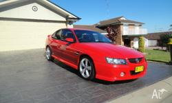 Make: Holden Model: Commodore VZ Mileage: 127,000 Kms