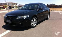 Up for sell my Honda Accord Euro Luxury with long rego