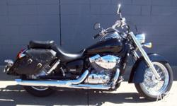 2004 Honda VT750C Shadow. This cruiser is in near