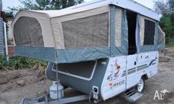 2004 Jayco Finch In excellent condition, sleeps 5, has