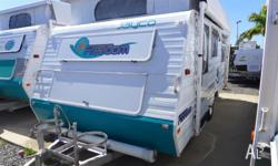 2004 Jayco Freedom 16.52-4 Poptop PRICE REDUCED WAS