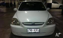 Reliable Kia Rio. Full service in September 2014. Full