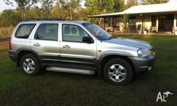 2004 Mazda Tribute Wagon. 4x4 SUV. 4spd Automatic. 3L