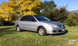 Up for sale is my 2004 Mitsubishi Lancer ES. With only