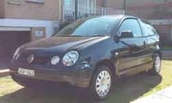 VW POLO 1.4L AUTOMATIC - POWER STEERING - AIR CONDITION